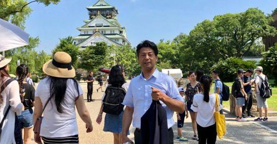 大阪城公園は民間の力で集客力アップ